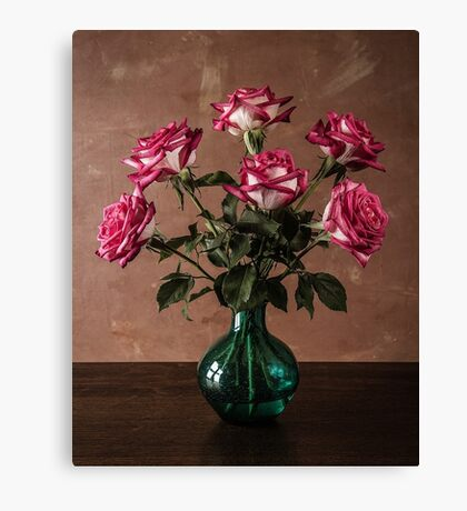 Roses Canvas Print