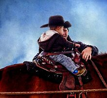 Little Rider ~ Rodeo Week by Penny Odom