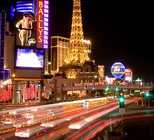 Las Vegas Blvd. by MikeTornero