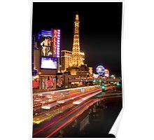Las Vegas Blvd. Poster