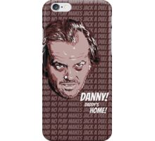 The Shining - Jack iPhone Case/Skin
