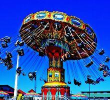Tulsa State Fair 2008 by Elizabeth Burton