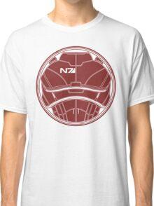 N7 Chestplate - Broshep Unweathered Classic T-Shirt
