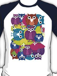 owlish T-shirt  T-Shirt