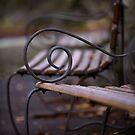 Botanical Bench 2 by Crispin  Gardner IPA
