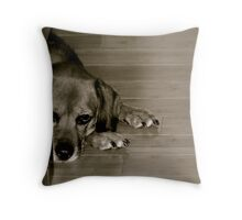 ...But I'm Lonely Throw Pillow
