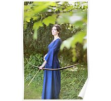 Morgana the archer Poster