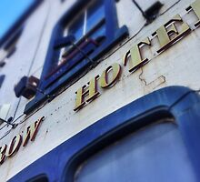Crow Hotel.... by MikeShort