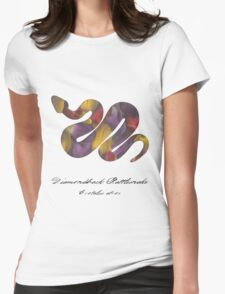 Nature Et Al. One Womens Fitted T-Shirt