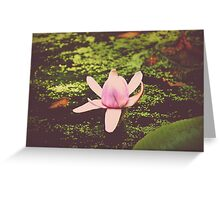 Botanical Memories Greeting Card