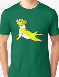 Boston Bull Terrier Puppy Yellow T-Shirt