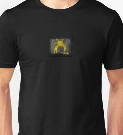 MuscularTeeth Symbol Unisex T-Shirt