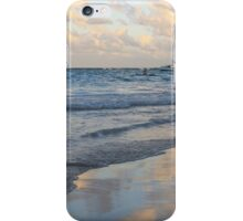 Reflection on the sand iPhone Case/Skin