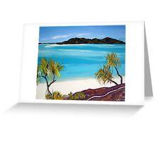 Whitsundays  Greeting Card