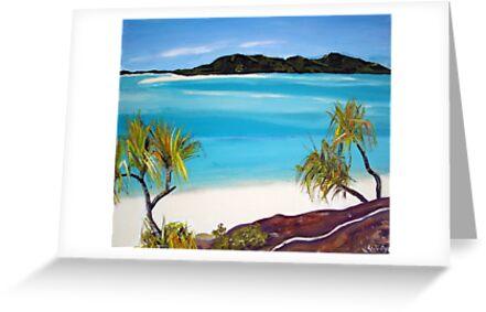 Whitsundays  by gillsart
