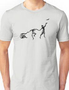 transformation Unisex T-Shirt