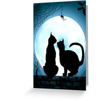 Purrfect Moment Greeting Card