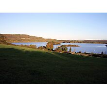 Inchiquin lake morning view Photographic Print