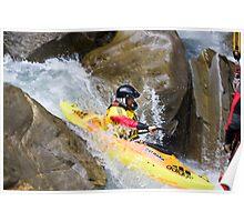 Adidas Sickline Kayak World Championship 2008 Poster