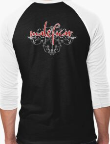 Maleficar Men's Baseball ¾ T-Shirt