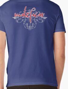 Maleficar Mens V-Neck T-Shirt