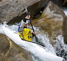 Adidas Sickline Kayak World Championship 2008 by Stefan Trenker
