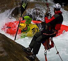 Adidas Sickline Kayak World Championship 2008 - Seitenlage by Stefan Trenker