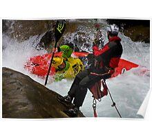 Adidas Sickline Kayak World Championship 2008 - Seitenlage Poster