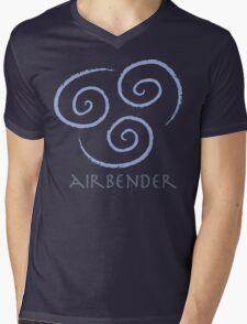 Airbender Mens V-Neck T-Shirt