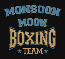 The Mighty Boosh – Monsoon Moon Boxing Team by PonchTheOwl