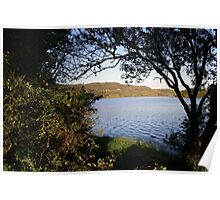 Inchiquin lake morning view 3 Poster