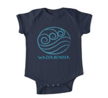 Waterbender One Piece - Short Sleeve