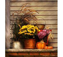 Autumn Still Life II Photographic Print