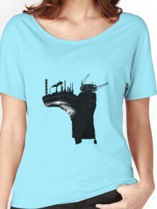 Environmental Footprint Women's Relaxed Fit T-Shirt