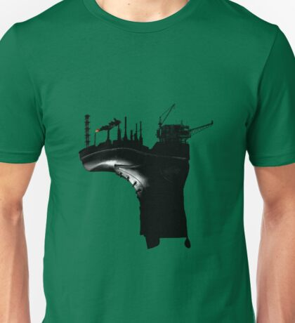 Environmental Footprint Unisex T-Shirt