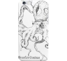 Emanation of Somnia - Project praeterlimina iPhone Case/Skin