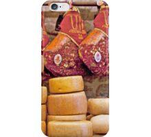 Pancetta E Formaggio iPhone Case/Skin