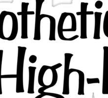 Hypothetical High-Five! Sticker
