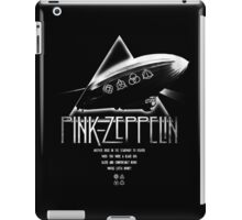 Pink Zeppelin iPad Case/Skin