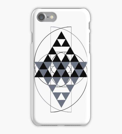 Golden Pyramids Gr iPhone Case/Skin