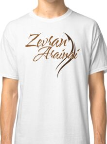 Zevran Arainai Classic T-Shirt