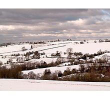 Rural Metropolitan Borough of Stockport Photographic Print