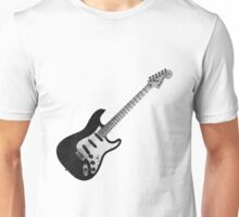 Stratocaster electric guitar  Unisex T-Shirt