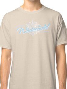 Visit Frosty Winterhold - It's MAGICAL! (tm) Classic T-Shirt