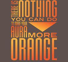 Orange Aura Unisex T-Shirt