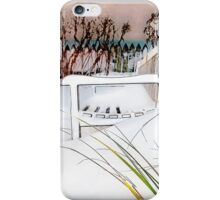 A Throne of White iPhone Case/Skin