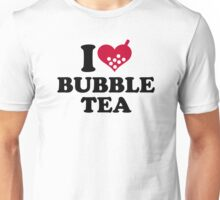 I love Bubble Tea  Unisex T-Shirt