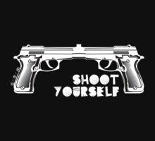 Shoot yourself by Daniel Escondrillas Moreno
