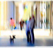 The Little Dog by Angelika  Vogel