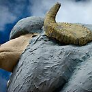 Wagin's Giant Ram by Damiend
